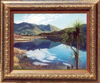 Lake Te Kinga